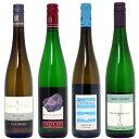 ドイツワイン 【送料無料】パーカー高評価蔵入り 激旨ドイツ軍団白4本セット ワインセット ^W0D449SE^