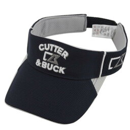 カッター&バック カッターアンドバック(CUTTER&BUCK) メッシュクーリングバイザー (メンズ帽子) CBM0359-M174 【16春夏】 (Men's)