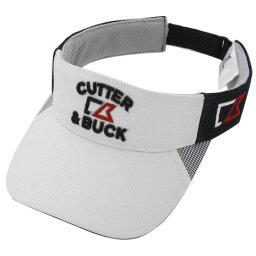 カッター&バック カッターアンドバック(CUTTER&BUCK) メッシュクーリングバイザー (メンズ帽子) CBM0359-N942 【16春夏】 (Men's)