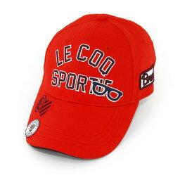 ルコック ルコック スポルティフ(Lecoq Sportif) マーカー付きキャップ (レディースキャップ) QGL0391 R461 【16秋冬】 (Lady's)