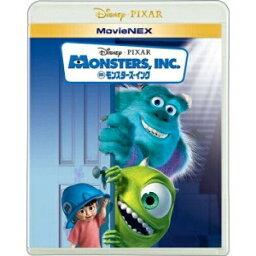 モンスターズインク DVD モンスターズインクムービーネックス モンスターズ・インク MovieNEX 【ブルーレイ ソフト+DVD】