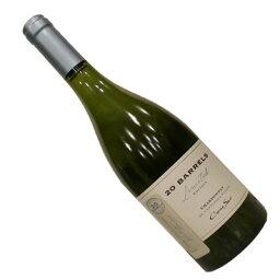 格付けスペインワイン(DO) 【チリワイン】【白ワイン】コノスル・シャルドネ・20 バレル・リミテッド・エディション 2018[辛口]