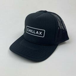 ロンハーマン 【当店オススメ】RHC Ron Herman ロンハーマン : Chillax フレームチラックス メッシュキャップ(ブラック)