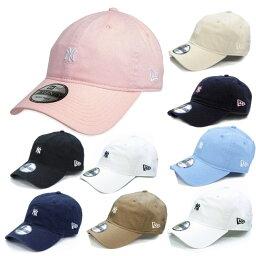 ニューエラ NEW ERAニューエラ コットン キャップ 帽子 6082569 おしゃれ かっこいい かわいい 定番 ホワイト ピンク ブラック ベージュ ブルー 7989408