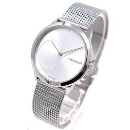 カルバンクライン 腕時計(レディース) カルバンクライン Calvin Klein 腕時計 レディース メッシュブレス
