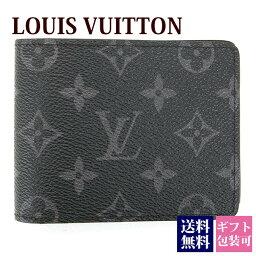 7950dd8da80a ルイヴィトン モノグラム財布(メンズ) 【父の日 プレゼント】ルイヴィトン 財布