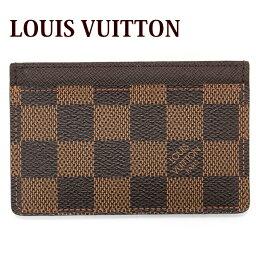 ルイヴィトン 名刺入れ 送料無料 新品 新作 ルイヴィトン Louis Vuitton カードケース 大容量 ポイントカード かわいい おしゃれ ポルト カルト・サーンプル N61722 正規品 セール ホワイトデー お返し 入学祝い 2018 ブランド品