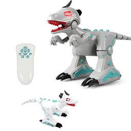 ロボット 恐竜 怪獣 おもちゃ ラジコン ロボット 動く 歩く 発声 リモコン操作 電池駆動 玩具 4ch クリスマス 誕生日 男の子 子供 こども プレゼント ◇FK501KL