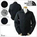 ザ・ノース・フェイス THE NORTH FACE ノースフェイス ジャケット フリース セーター MEN'S KINGSTON THERMOBALL SHACKET NF0A2TB4 メンズ
