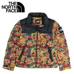ノースフェイス THE NORTH FACE 1992 NUPTSE JACKET ノースフェイス ダウン ヌプシ ジャケット メンズ レディース マルチカラー T92ZWE9XP