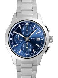 IWC インヂュニア 腕時計(メンズ) 【新品】IWC IW380802 インヂュニア クロノグラフ SSブレス 自動巻き ブルーダイアル