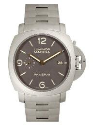 ルミノール 腕時計(メンズ) 【新品】パネライ PAM00352 ルミノール1950マリーナ スリーデイズ(3days) チタン 44mm 自動巻き