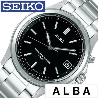 a9d01d00f0 セイコー アルバ 時計 SEIKO 腕時計 ALBA メンズ レディース腕時計 ブラック AEFY502 人気 正規品 おすすめ オススメ