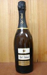 格付けイタリアワイン(DOC) コル・ヴェトラーズ・プロセッコ・エクストラ・ドライ・DOC・ヴァルドッビアーデネ・重厚ボトルCol Vetoraz Prosecco Extra Dry DOC Valdobbiadene Prosecco Spumante