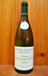 格付けフランスワイン(VDQS) シャブリ グラン クリュ 特級 レ クロ 2016 ドメーヌ ウイリアム フェーヴル元詰 AOCシャブリ グラン クリュ レ クロ 正規 フランス 白ワイン 辛口 750ml (シャブリ・グラン・クリュ・レ・クロ)Chablis Grand Cru Les Clos [2016]