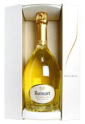 格付けフランスワイン(AOC) ルイナール (リュイナール) ブラン ド ブラン 白 泡 正規 箱付 750ml シャンパン シャンパーニュ AOC ブラン ド ブラン シャンパーニュRuinart Champagne Blanc de Blancs Brut Gift Box
