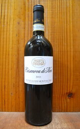 格付けイタリアワイン(DOCG) ブルネッロ ディ モンタルチーノ 2011 カサノヴァ ディ ネーリ イタリア トスカーナ DOCGブルネッロ ディ モンタルチーノ 赤ワイン 辛口 フルボディ 750ml (ブルネッロ・ディ・モンタルチーノ)Brunello di Montalcino [2011] CASANOVA DI NERI