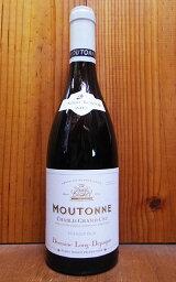 格付けフランスワイン(VDQS) シャブリ グラン クリュ 特級 ラ ムートンヌ (モノポール) 2017 ドメーヌ ロン デパキ 正規 白ワイン ワイン 辛口 750mlChablis Grand Cru Moutonne 2017 Domaine Long-Depaquit AOC Chablis Grand Cru