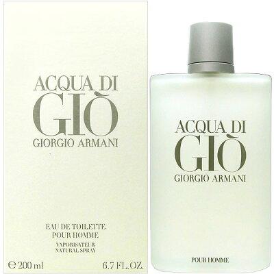 アルマーニ GIORGIO ARMANI アクア ディ ジオ プールオム EDT SP 200ml【あす楽対応_14時まで】【香水 メンズ】【父の日 ギフト】【香水 ブランド 人気 激安】
