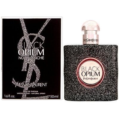 イヴ サンローラン YVES SAINTLAURENT ブラック オピウム ニュイブランシュ EDP SP 50ml 【送料無料】Yves Saint Laurent Black Opium 【あす楽対応_14時まで】【香水】【香水 メンズ レディース】【新生活 印象】
