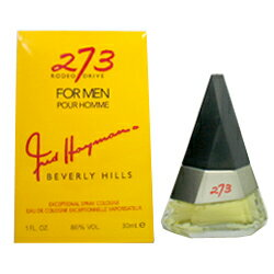 フレッドヘイマン 【フレッド へーマン】 273 フォーメン COL SP 30ml【あす楽対応_14時まで】【香水】【香水 メンズ レディース 多数取扱中】