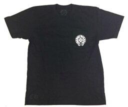 クロムハーツ 【Chrome Hearts】クロムハーツ Tシャツ Short Sleeve T-Shirt VLA8 Black 半袖Tシャツ VLA8 (ブラック/ホワイト)メンズ 半袖 Tシャツ 本物 正規品 アメリカ買付 USA直輸入