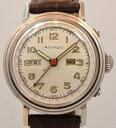 モバド MOVADO モバド【ヴィンテージ】トリプルデイト カレンダー アンティークウォッチ 1950's