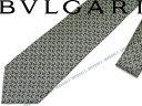 ブルガリ ネクタイ BVLGARI ブルガリ ネクタイ 【通常価格】24,900円→【特価】20,900円 242191 ダークグレー 「DIVA COMPASS」 シルクブランド ビジネス/メンズ/男性用