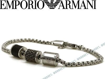 EMPORIO ARMANI エンポリオアルマーニ ブレスレット シルバー アクセサリー EGS2382020 ブランド/メンズ&レディース/男性用&女性用