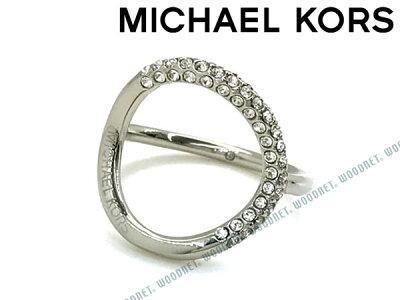 MICHAEL KORS 指輪 マイケルコース レディース シルバー リング MKJ5858040 ブランド