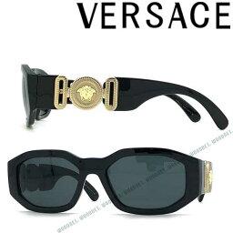 ヴェルサーチ VERSACE サングラス ヴェルサーチ メンズ&レディース ブラック 0VE-4361-GB1-87 ブランド