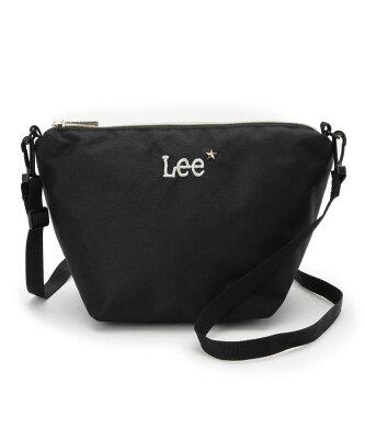 grove(グローブ)【WEB限定カラーあり】Lee(R) ポリキャンミニショルダーバッグ