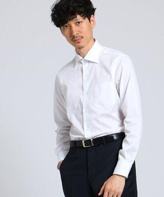 TAKEO KIKUCHI(タケオキクチ)シャドーパターンドレスシャツ[ メンズ ビジネス フォーマル ]