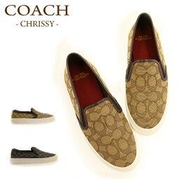コーチ コーチ スニーカー/スリッポン COACH CHRISSY A00245 選べるカラー