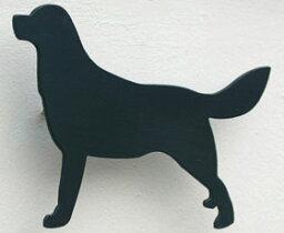 ペットフラワー 【フラワーフェスティバル081217-10】【送料無料】愛犬をモチーフに表札飾りを作りませんか??ドッグオーナメント