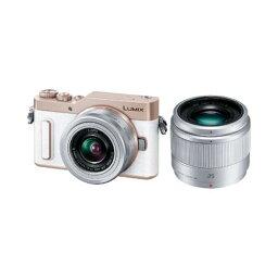 パナソニック パナソニック DC-GF10W-W デジタル一眼カメラ 「LUMIX DC-GF10」 ダブルレンズキット ホワイト