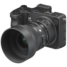 シグマ シグマ ミラーレス一眼カメラ 「SIGMA sd Quattro」30mm F1.4 DC HSM Art レンズキット