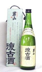 古酒 男山 復古酒
