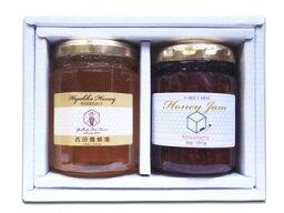 ジャム 国産百花蜂蜜とはちみつジャムギフトセット(お祝い・お礼・ホワイトデーギフト・お返し・御誕生日プレゼント・内祝い・販促・景品・粗品・お祝い返しにも) 【楽天】【RCP】