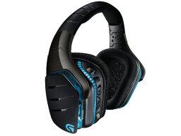 ロジクール 【ポイント5倍】ロジクール ヘッドセット Logicool G933 Wireless 7.1 Surround Sound Gaming Headset [ブラック] [ヘッドホンタイプ:オーバーヘッド プラグ形状:USB/ミニプラグ 片耳用/両耳用:両耳用] 【楽天】 【人気】 【売れ筋】【価格】