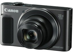 PowerShot 【ポイント5倍】CANON デジタルカメラ PowerShot SX620 HS [ブラック] [画素数:2110万画素(総画素)/2020万画素(有効画素) 光学ズーム:25倍 撮影枚数:295枚] 【楽天】 【人気】 【売れ筋】【価格】