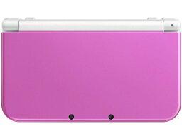 3DS LL本体 任天堂 ゲーム機 Newニンテンドー3DS LL ピンク×ホワイト 【楽天】【激安】 【格安】 【特価】 【人気】 【売れ筋】【価格】