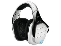 ロジクール 【ポイント5倍】ロジクール ヘッドセット Logicool G933 SNOW Wireless 7.1 Surround Gaming Headset G933rWH [ホワイト] [ヘッドホンタイプ:オーバーヘッド プラグ形状:USB/ミニプラグ 片耳用/両耳用:両耳用] 【楽天】 【人気】 【売れ筋】【価格】