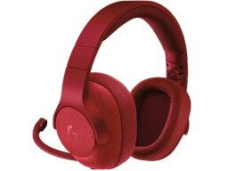 ロジクール 【ポイント5倍】ロジクール ヘッドセット Logicool G433 Wired 7.1 Surround Gaming Headset G433RD [レッド] [ヘッドホンタイプ:オーバーヘッド プラグ形状:USB/ミニプラグ 片耳用/両耳用:両耳用] 【楽天】 【人気】 【売れ筋】【価格】