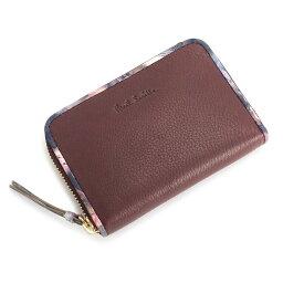 ポールスミス ポールスミス 財布 小銭入れ コインケース バーガンデ Paul Smith pwu471-80 レディース 婦人