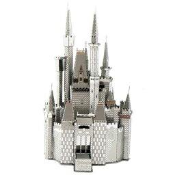 シンデレラ城 立体パズル 【送料無料!】 メタリックナノパズル シンデレラキャッスル D-MN-001【Disneyzone】