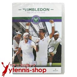 DVD(テニス) 【ポイント2倍】2014年ウィンブルドン オフィシャルフィルムDVD-PAL【あす楽】