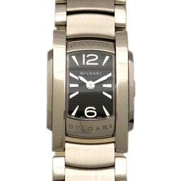 アショーマ ブルガリ BVLGARI アショーマ D AA26BSS ブラック文字盤 レディース 腕時計 【新品】