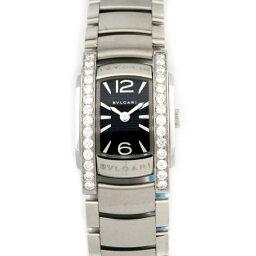 アショーマ ブルガリ BVLGARI アショーマ D AA26BSDS ブラック文字盤 レディース 腕時計 【新品】