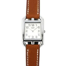 ケープコッド エルメス HERMES ケープコッド CC1.210.220/VBA-I シルバー文字盤 新品 腕時計 レディース